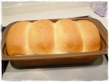 プレーンな食パン